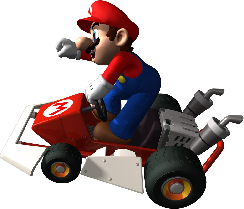 Wallpaper 3d Mario Bros Mario Kart 8 Wallpaper A7 Hd Desktop Wallpapers 4k Hd