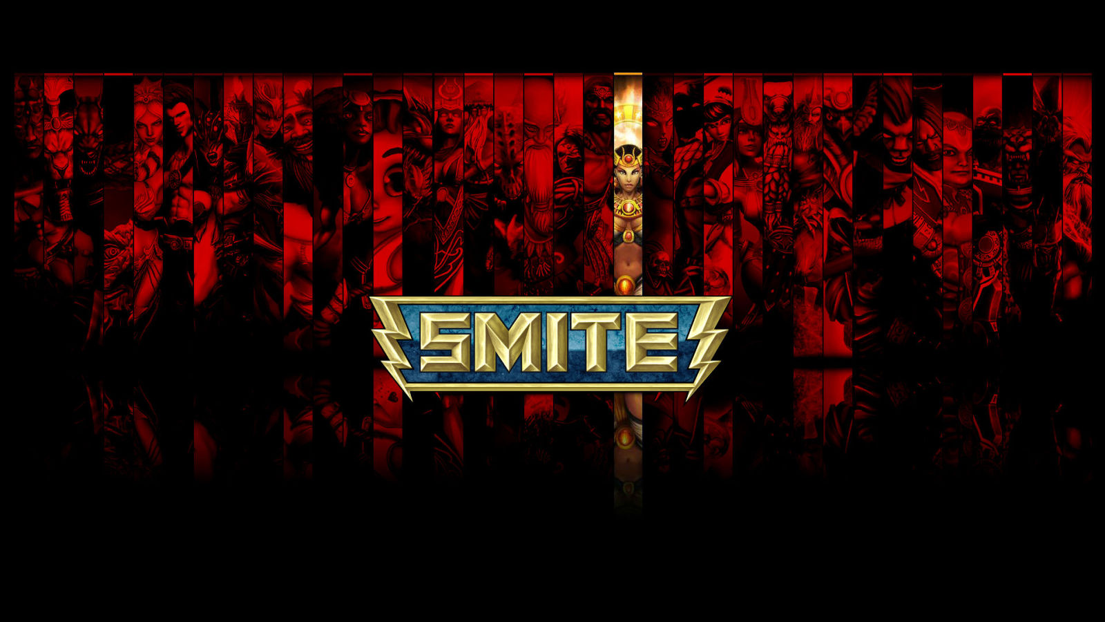3d Fire Name Wallpaper Smite Logo Game Hd Desktop Wallpapers 4k Hd