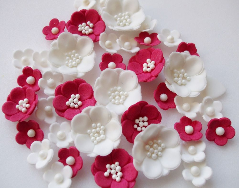 Www 3d Flower Wallpaper Com Red Flowers Cake Decoration 29 Desktop Wallpaper