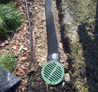Drainage Systems Grand Prairie TX | French Drains | Surface