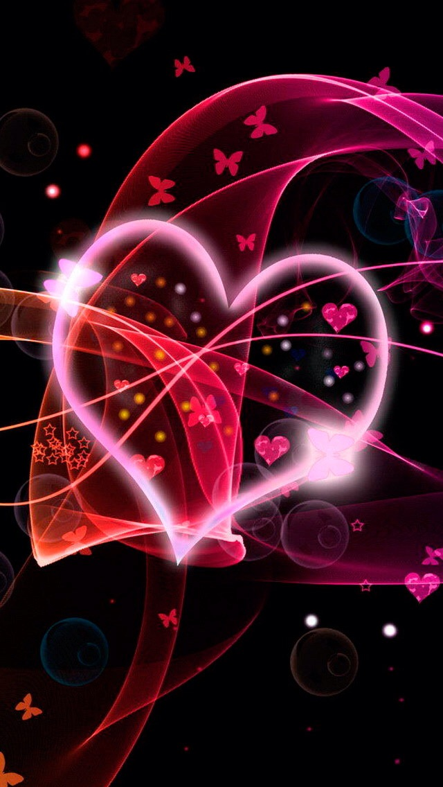 3d Sports Wallpaper 1 Iphone 5s Wallpaper Hd Patterns Abstract Heart Free Most