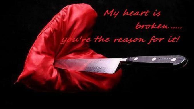 My Heart Is Broken Hd Free Wallpaprs Wallpaper