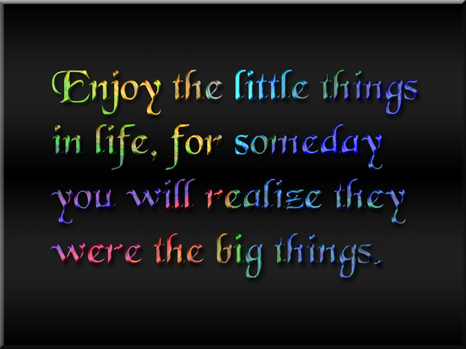 3d Picture Wallpaper Life Quote Free Hd Wallpapers For Desktop Hd Wallpaper
