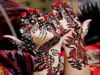 New-Mehndi-Designs-free-hd-wallpapers - HD Wallpaper