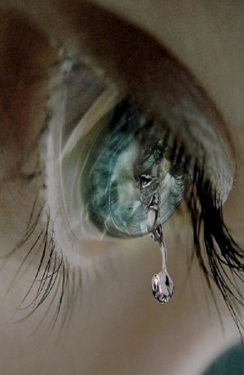 Tear Quotes Wallpaper Lovely Eyes With Tears Wallpapers Hd Free For Mobiles Hd
