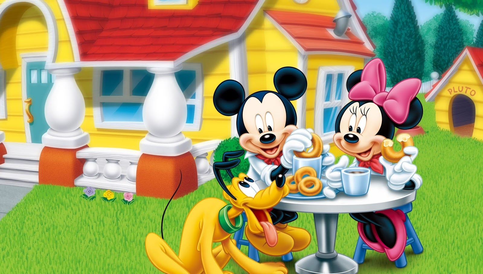 3d Cartoon Wallpapers Download Micky Mouse Hd Free For Desktop Download Hd Wallpaper