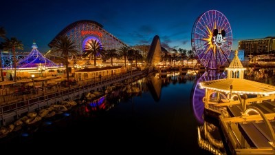 beautiful disneyland hd free wallpapers - HD Wallpaper