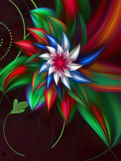 Wallpaper Abstrak 3d 3d And Abstract Wallpapers For Mobile Hd Wallpaper