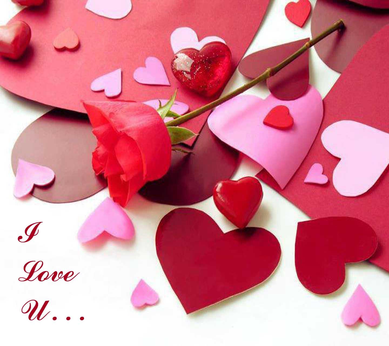 3d Love Wallpaper I Love U Heart Wallpaper Image Download Hd Free Hd Wallpaper