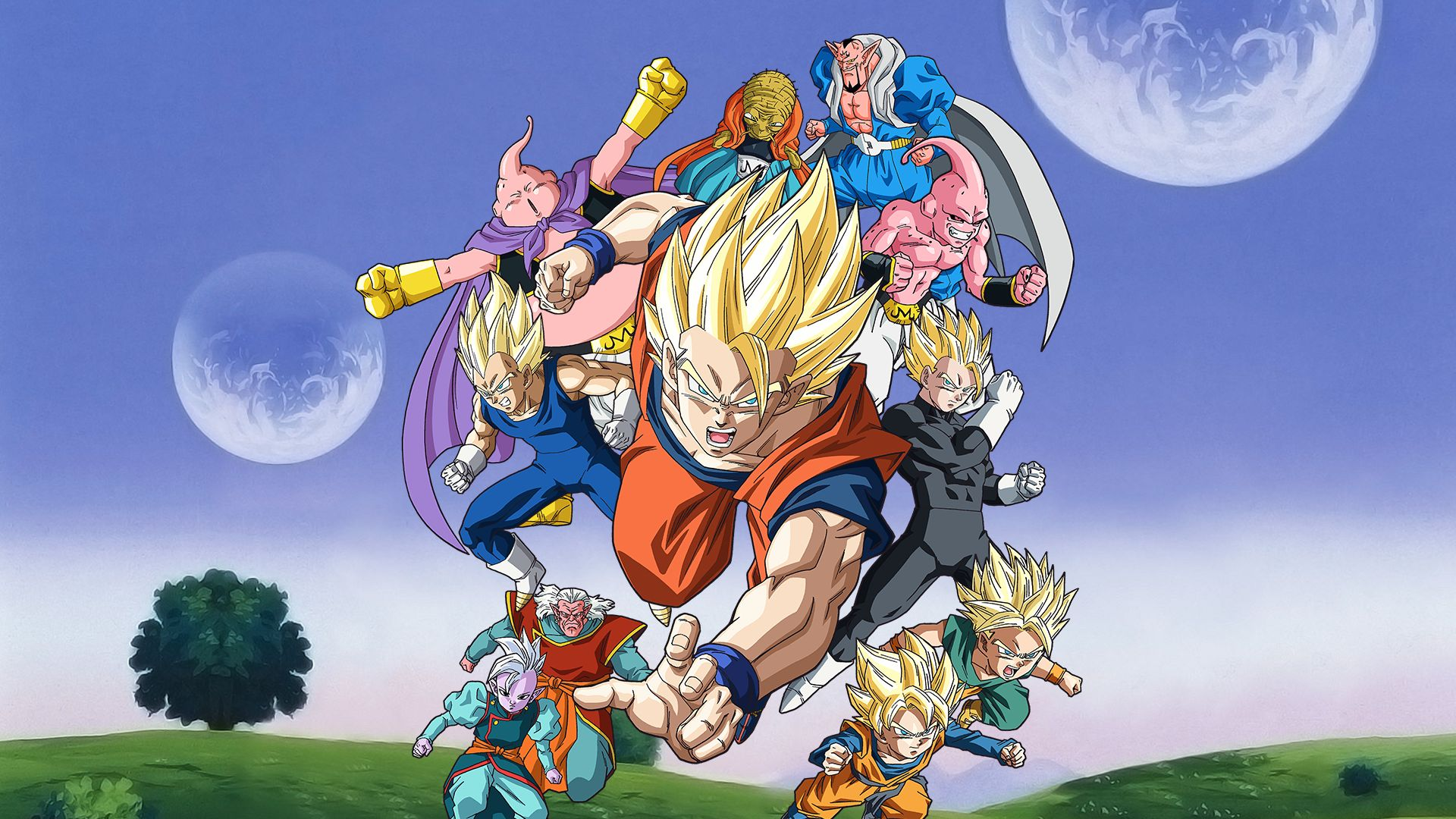 Super Hd Wallpapers Dragon Ball Super Cover Photo Hd Wallpaper