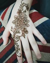 Small henna designs - HD Wallpaper