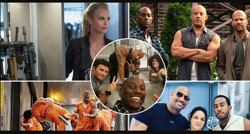 3d All Wallpaper Free Download Fast And Furious 8 Team Wallpapers Hd Wallpaper