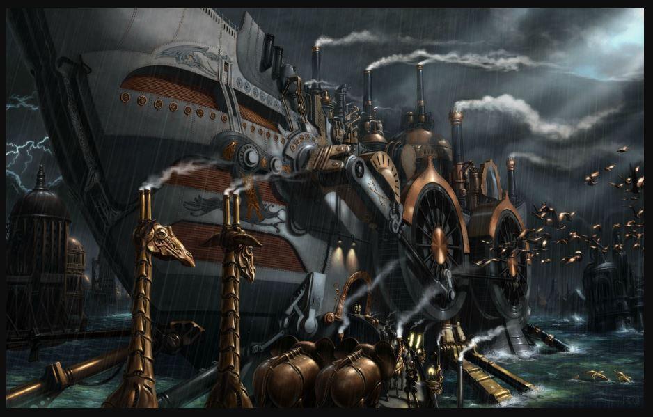 Abstract Art Wallpaper Hd Hd Steampunk Wallpaper Hd Wallpaper