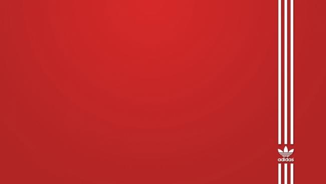 Full Hd 3d Wallpaper Download Hd Hintergrundbilder Adidas Logo Streifen Muster Rot Wei 223