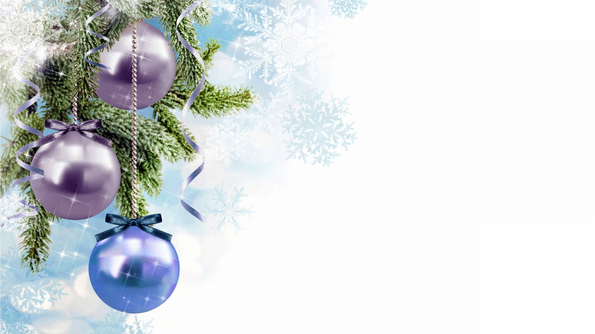 Iphone 4s Galaxy Wallpaper Christmas Bauble Decorations Hd Wallpaper Hd Latest