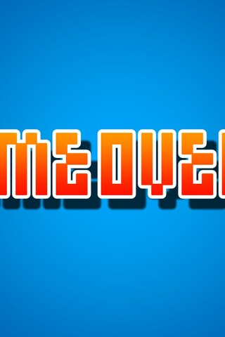 320x480 Game Over Apple Iphone,iPod Touch,Galaxy Ace HD 4k Wallpapers, Images, Backgrounds ...