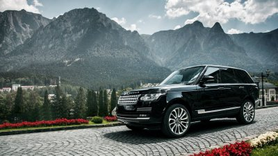 Range Rover Black, HD Cars, 4k Wallpapers, Images, Backgrounds, Photos and Pictures
