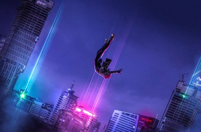 SpiderMan Into The Spider Verse Art, HD Movies, 4k Wallpapers, Images, Backgrounds, Photos and ...