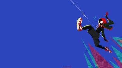 2560x1440 SpiderMan Into The Spider Verse Movie 4k 2018 Art 1440P Resolution HD 4k Wallpapers ...