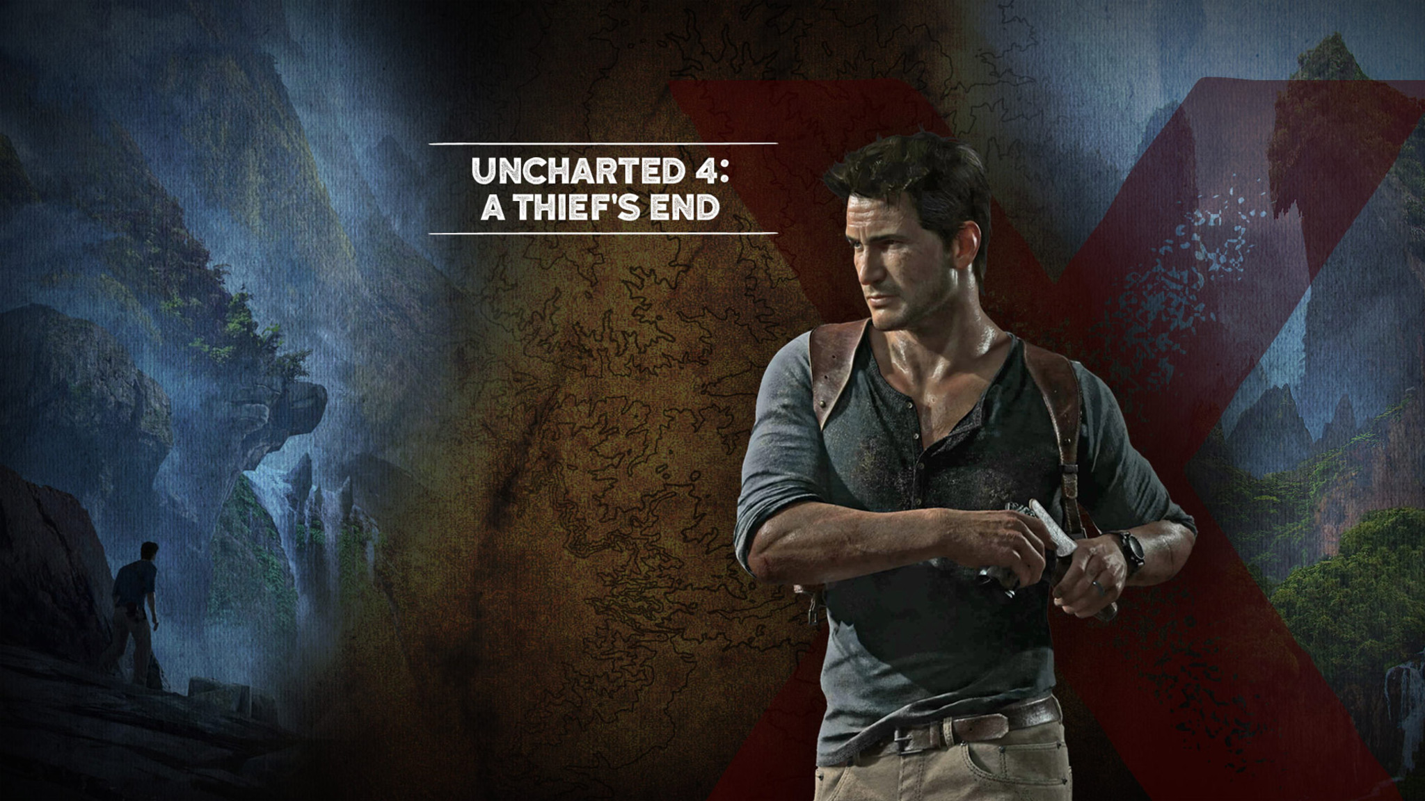 Cute Wallpapers  2048x1152 Uncharted 4 Game 2048x1152 Resolution Hd 4k