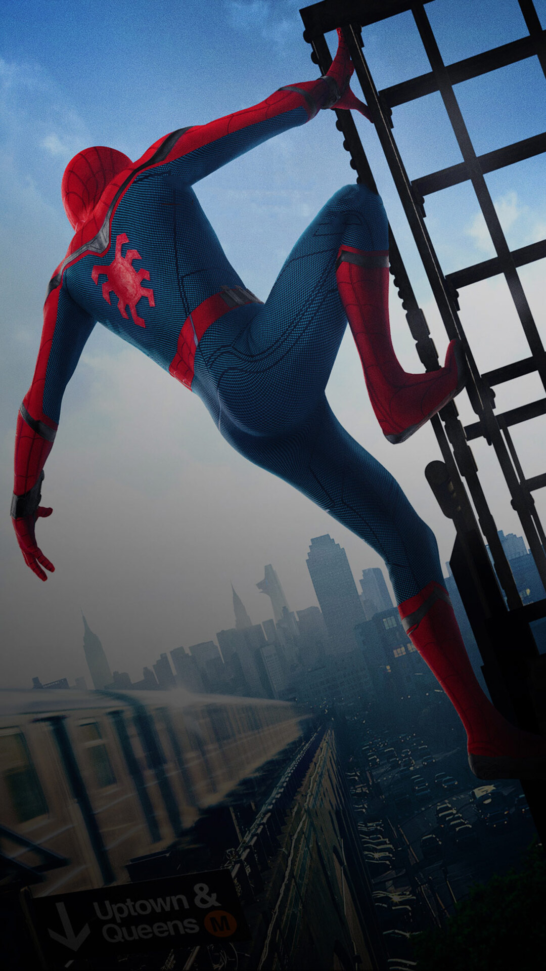2560x1024 Wallpaper Cars 1080x1920 2017 Spiderman Homecoming Movie Iphone 7 6s 6