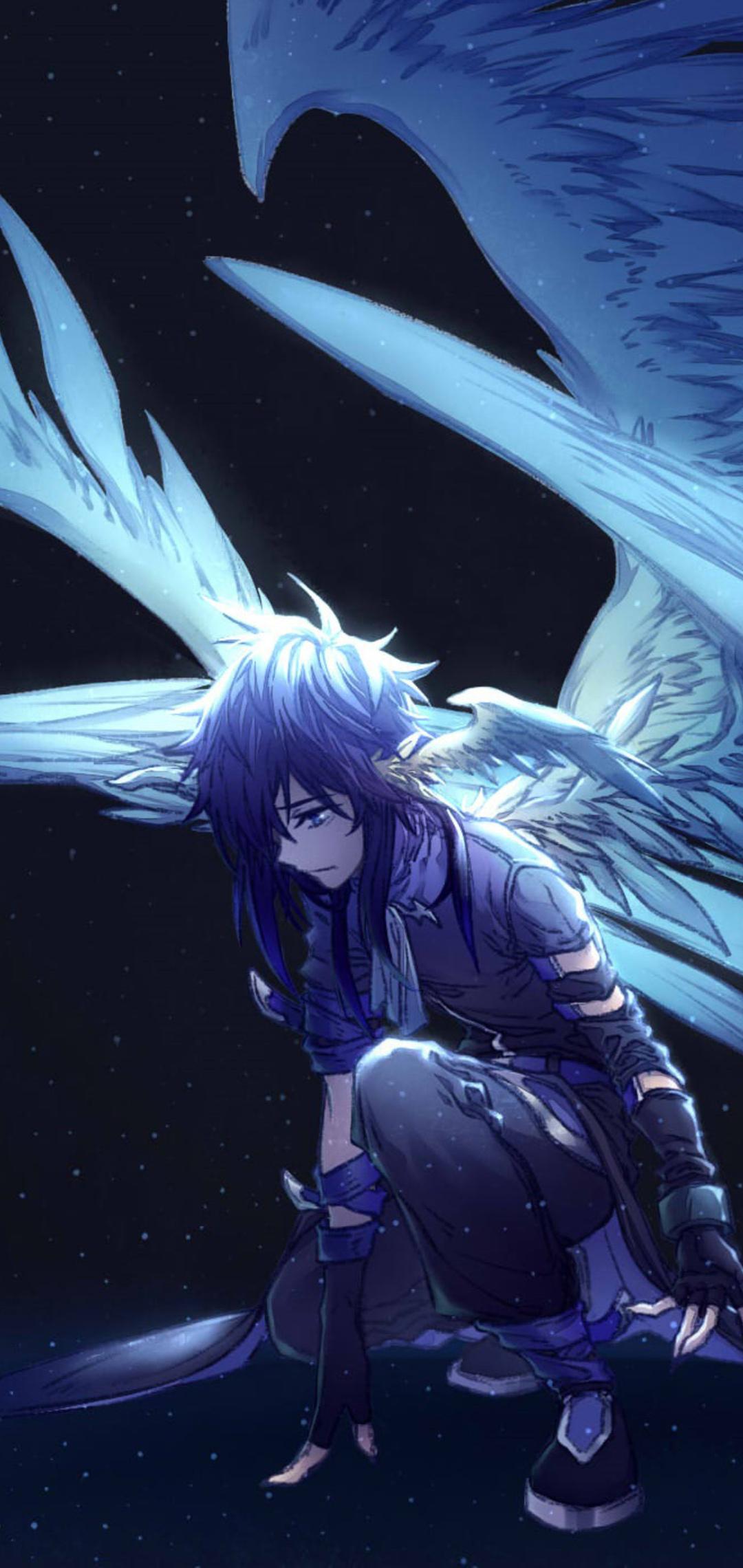 Arsh 3d Wallpaper 1080x2280 Angel Anime One Plus 6 Huawei P20 Honor View 10