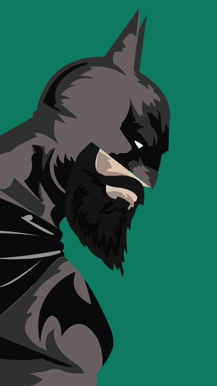 3d Superman Wallpaper Ii Android 720x1280 Batman Vs Superman With Beard Moto G X Xperia Z1