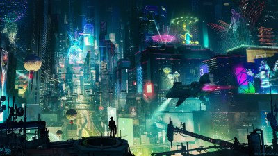 2560x1440 Cyberpunk City 1440P Resolution HD 4k Wallpapers, Images, Backgrounds, Photos and Pictures