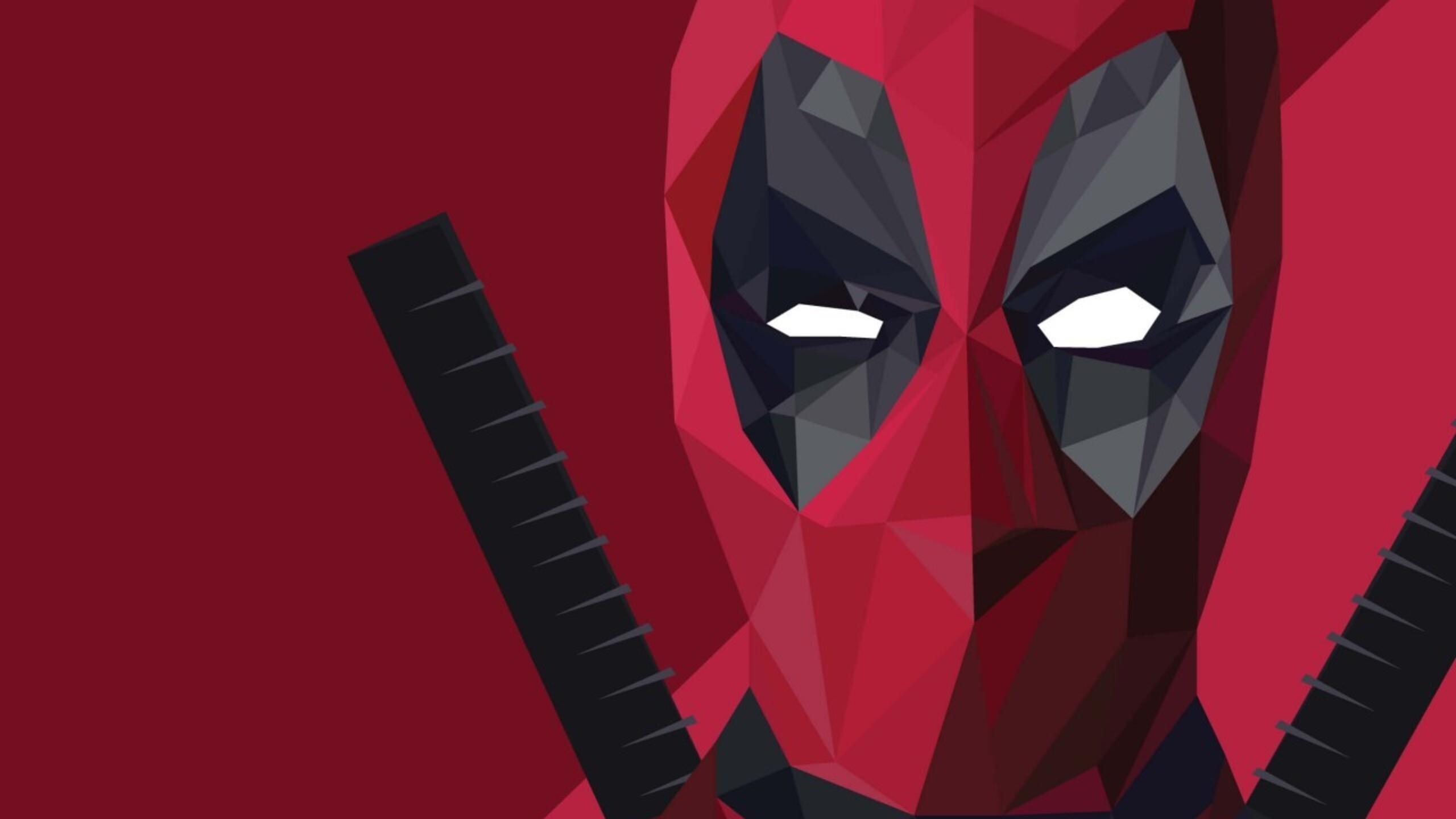 Superhero Girls Wallpaper 2048x 2560x1440 Deadpool Abstract Art 1440p Resolution Hd 4k