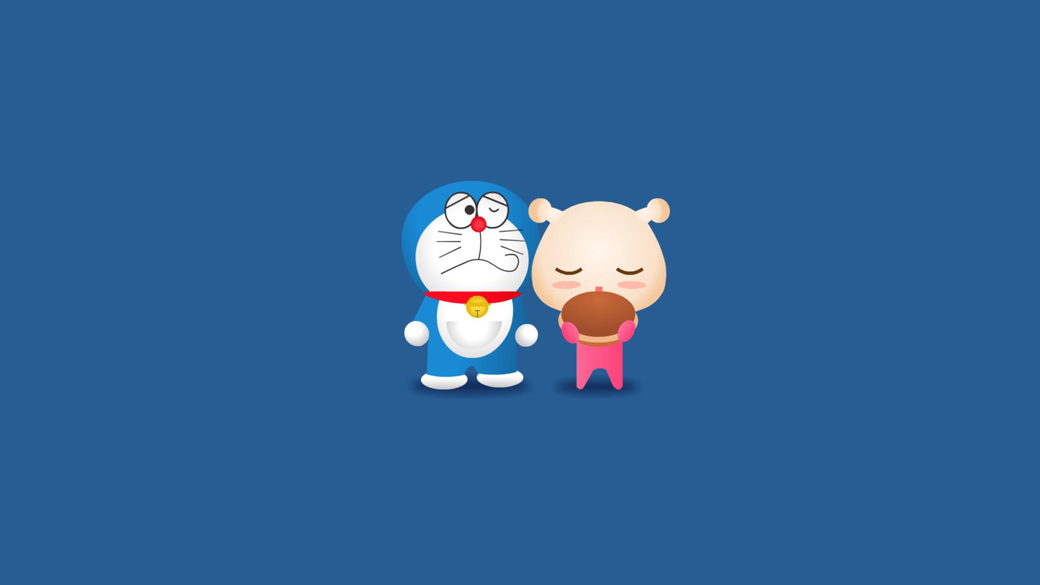 Marvel Superheroes 3d Wallpapers 2048x1152 Doraemon Minimalism 2048x1152 Resolution Hd 4k