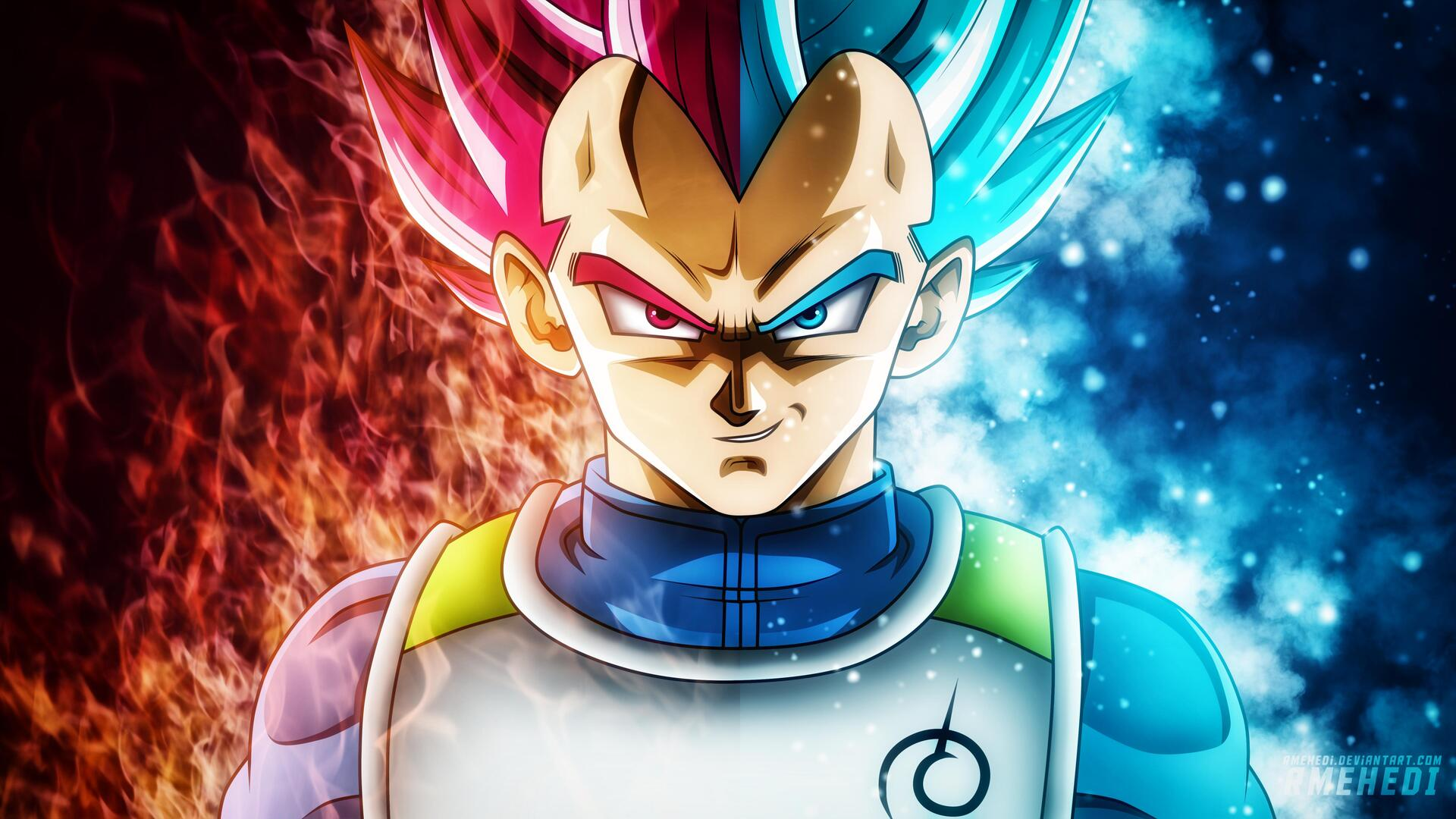 Goku Ultra Instinct Wallpaper 3d 1920x1080 Dragon Ball Super Anime 5k Laptop Full Hd 1080p