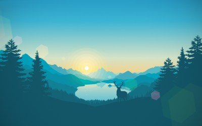 2880x1800 Firewatch Game Graphics Macbook Pro Retina HD 4k Wallpapers, Images, Backgrounds ...