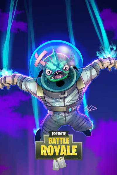 640x960 Fortnite Leviathan Fan Art iPhone 4, iPhone 4S HD 4k Wallpapers, Images, Backgrounds ...