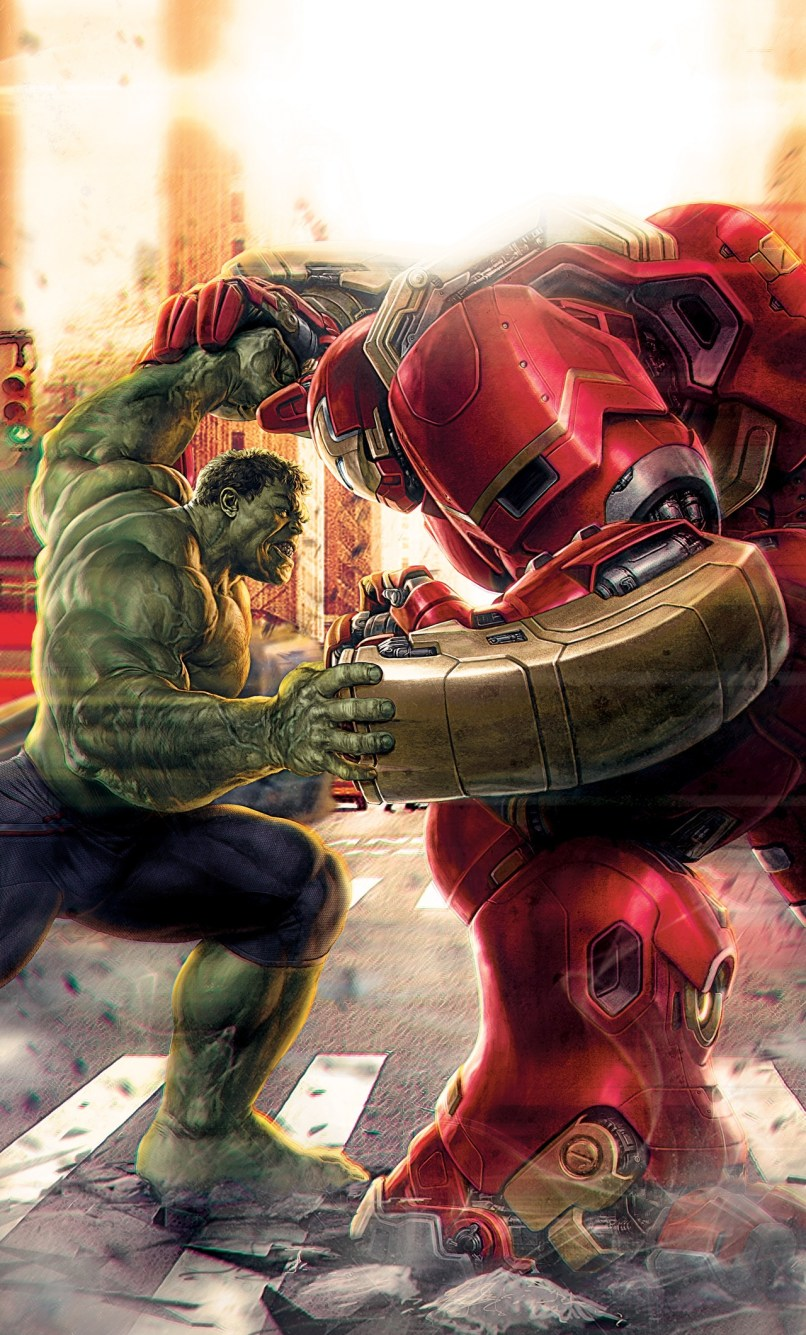 Hulkbuster Hd Wallpaper For Iphone 6 Babangrichieorg