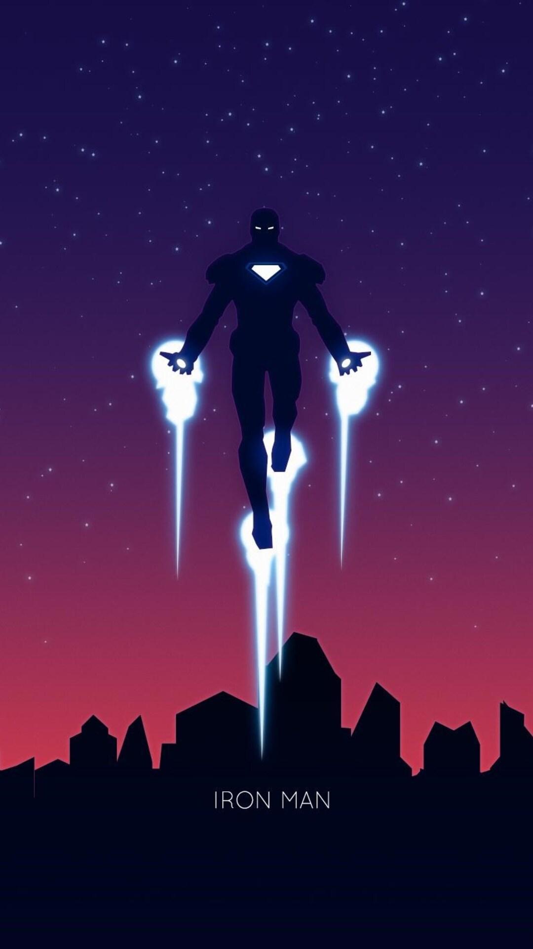3d Thor Ragnarok Android Wallpaper 1080x1920 Iron Man Minimalism 2 Iphone 7 6s 6 Plus Pixel