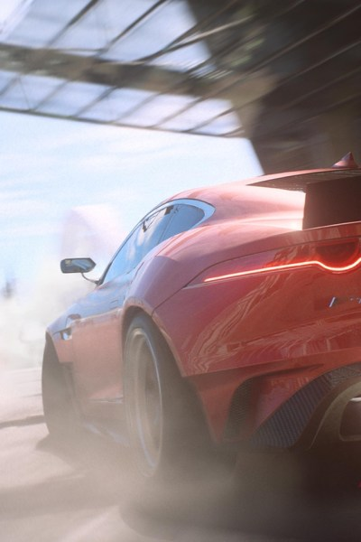 640x960 Jaguar F Type Need For Speed Payback iPhone 4, iPhone 4S HD 4k Wallpapers, Images ...