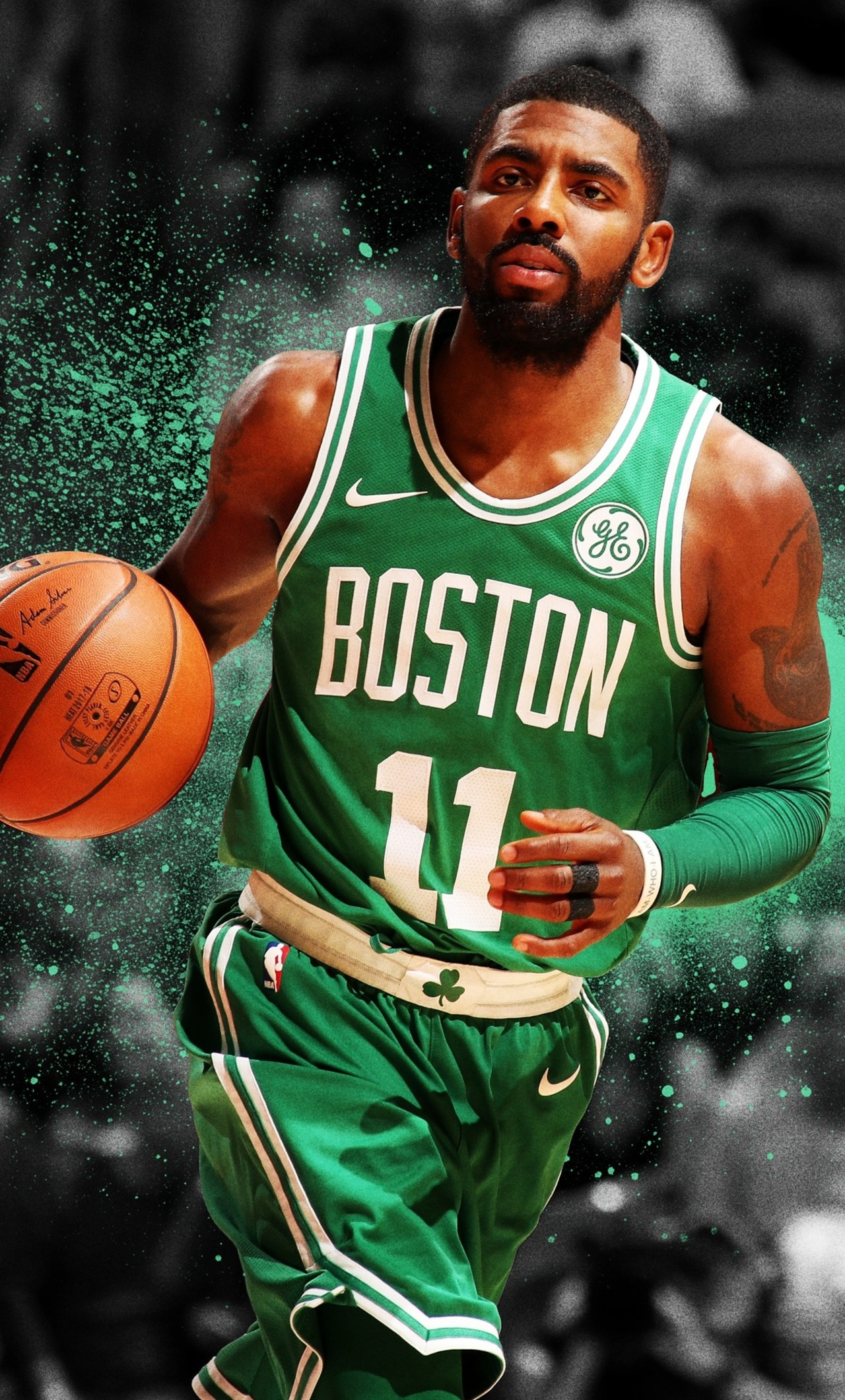 Cute Theme Wallpaper 1280x2120 Kyrie Irving Iphone 6 Hd 4k Wallpapers Images
