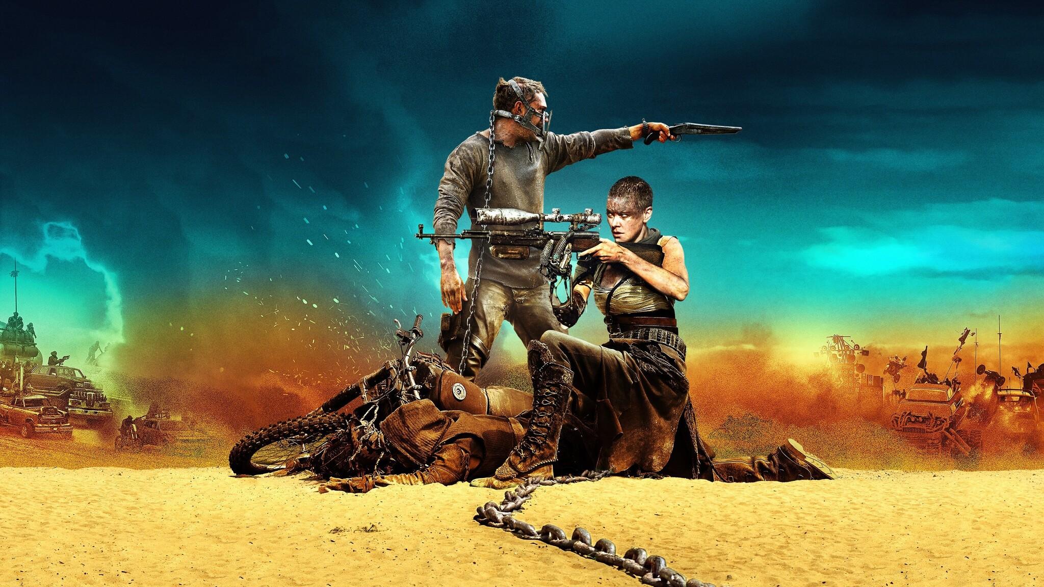 Cute Wallpapers  2048x1152 Mad Max Fury Road 2 2048x1152 Resolution Hd 4k