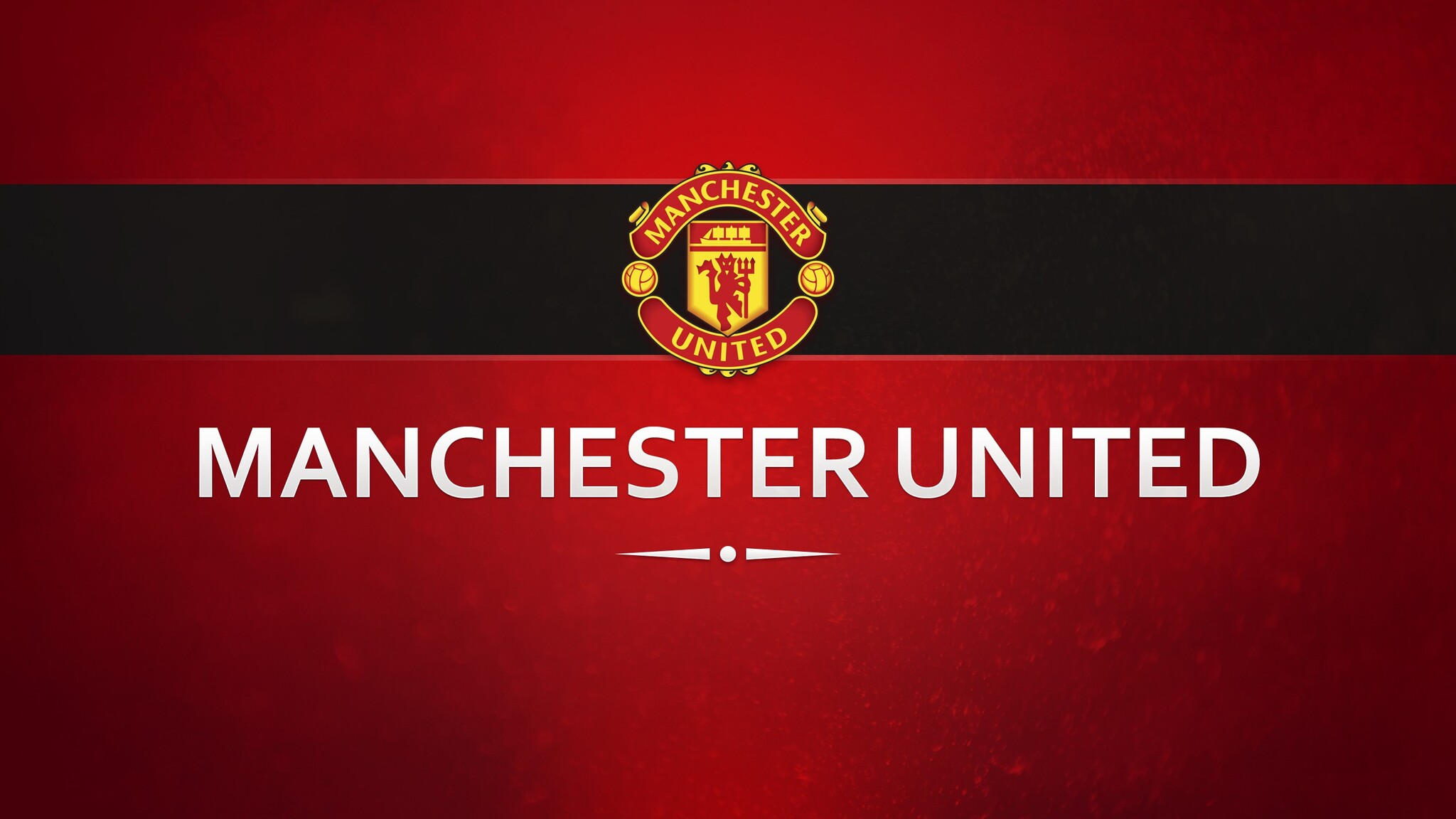 Manchester United Logo Wallpaper 3d 2048x1152 Manchester United 2048x1152 Resolution Hd 4k