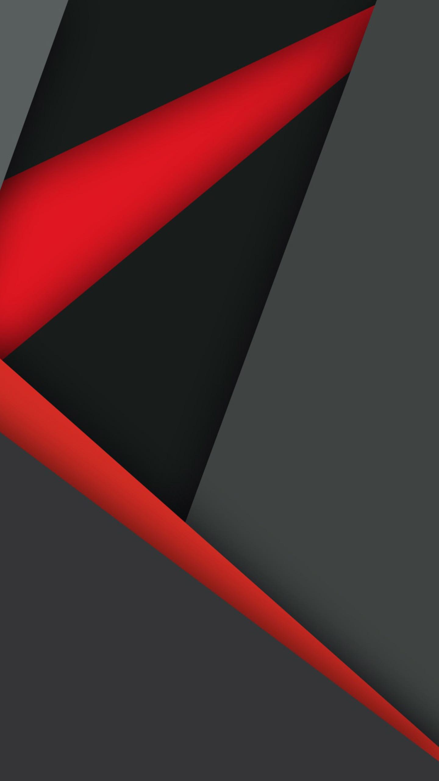 Acer Laptop Cute Wallpaper 1440x2560 Material Design Dark Red Black Samsung Galaxy S6