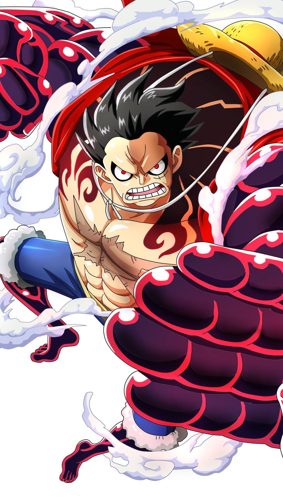 One Piece Iphone X Wallpaper 1080x1920 Monkey D Luffy One Piece Iphone 7 6s 6 Plus