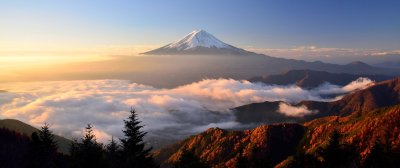 2560x1080 Mount Fuji HD 2560x1080 Resolution HD 4k Wallpapers, Images, Backgrounds, Photos and ...