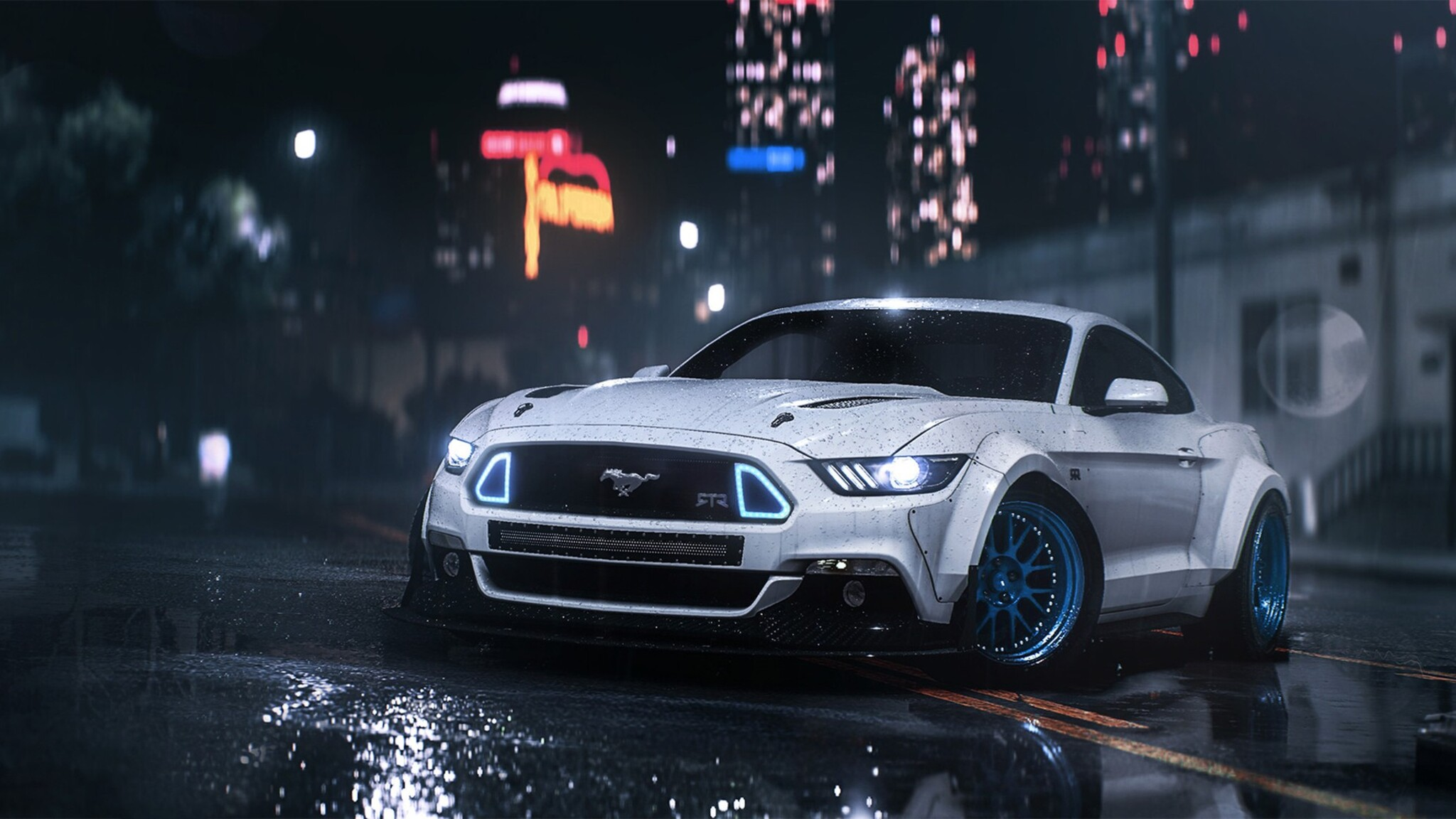 Hd Wallpapers Cars Mustang 2048x1152 Need For Speed Mustang 2048x1152 Resolution Hd