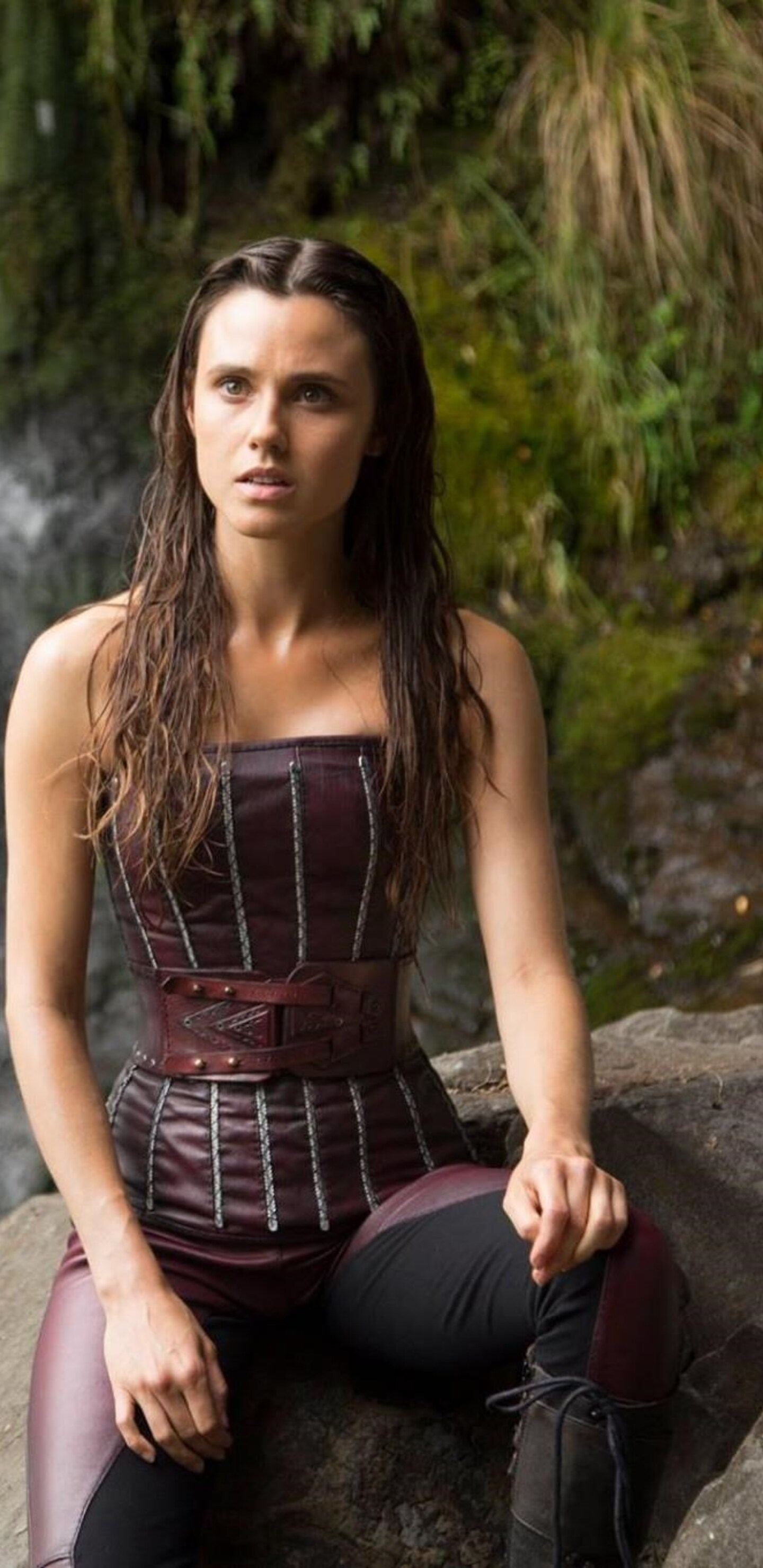 Samsung S8 3d Wallpaper Download 1440x2960 Poppy Drayton In The Shannara Chronicles Samsung