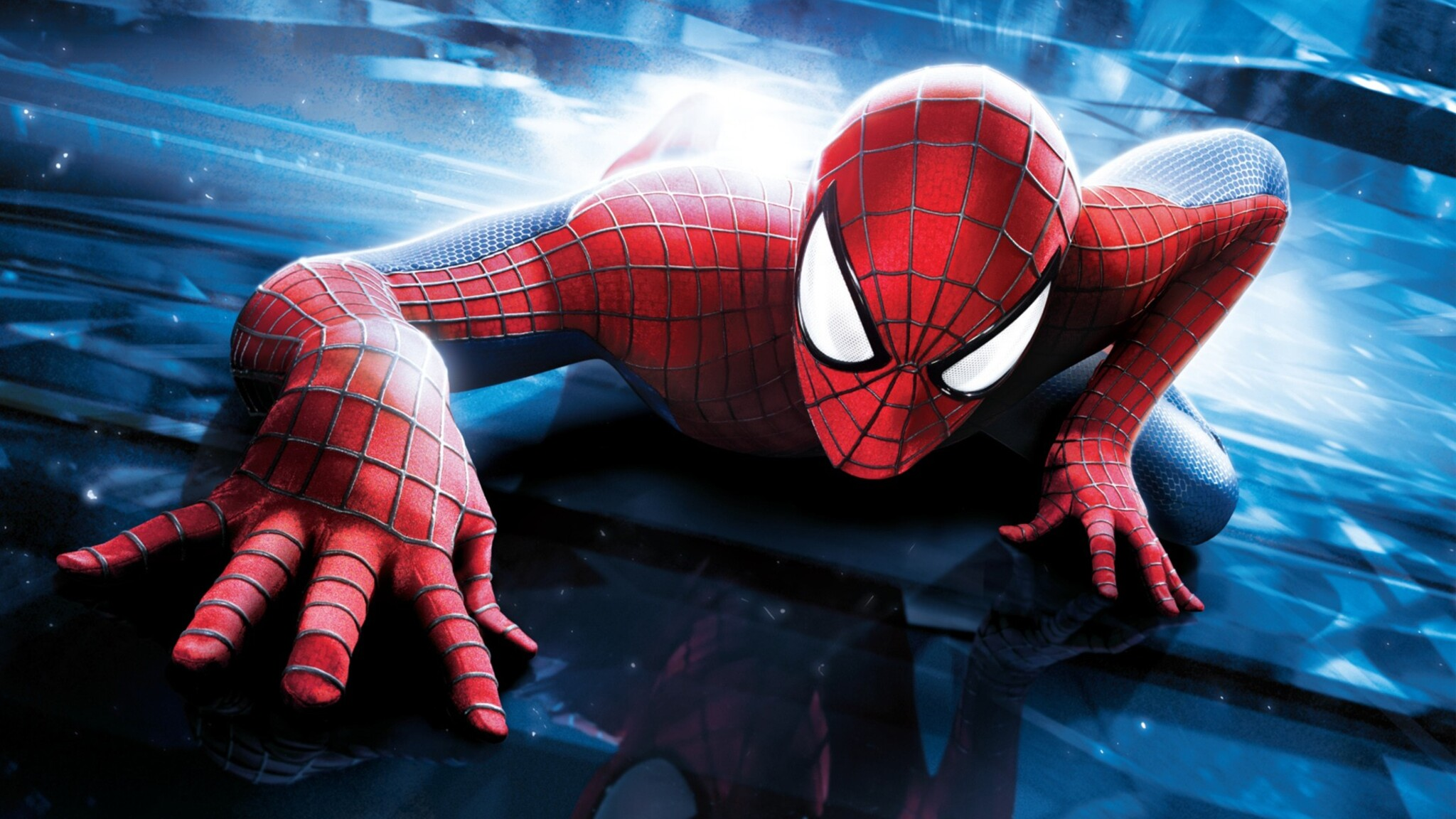 Amazing Spider Man 3d Wallpaper 2048x1152 Spiderman 2048x1152 Resolution Hd 4k Wallpapers