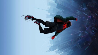 7680x4320 SpiderMan Into The Spider Verse Movie 8k 8k HD 4k Wallpapers, Images, Backgrounds ...