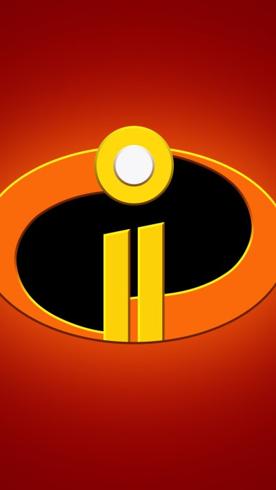640x1136 The Incredibles 2 Logo 4k iPhone 5,5c,5S,SE ,Ipod Touch HD 4k Wallpapers, Images ...