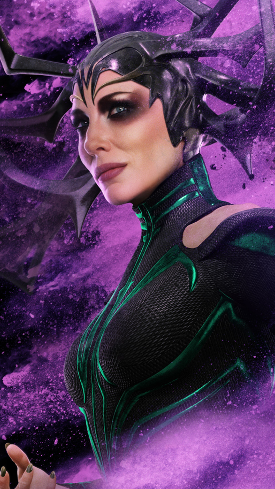 3d Wallpaper 800x1280 1080x1920 Thor Ragnarok Hela Iphone 7 6s 6 Plus Pixel Xl