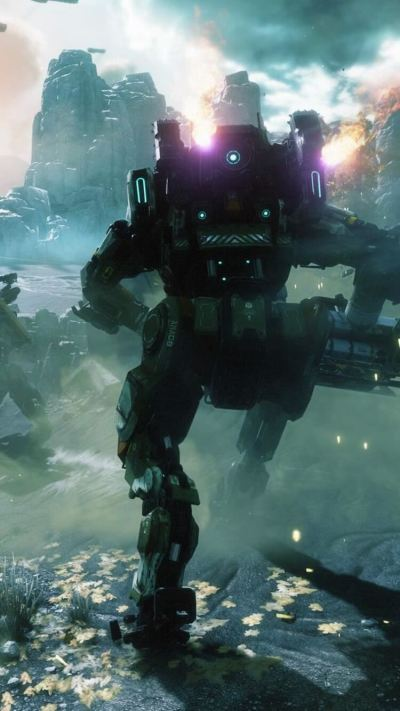 750x1334 Titanfall 2 Original iPhone 6, iPhone 6S, iPhone 7 HD 4k Wallpapers, Images ...