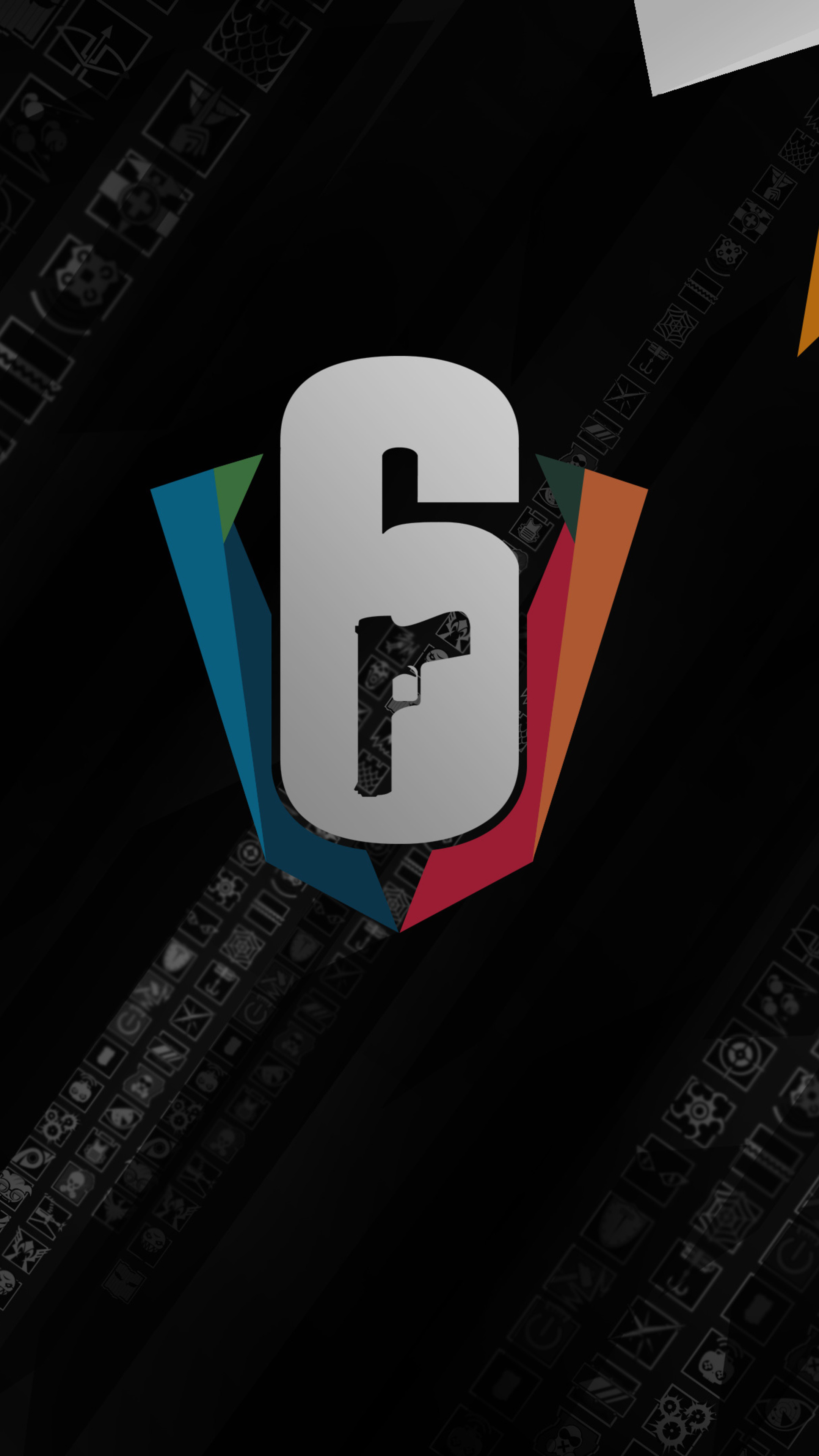 Android Wallpaper 3d Live Pc 2160x3840 Tom Clancys Rainbow Six Siege Pro League Sony